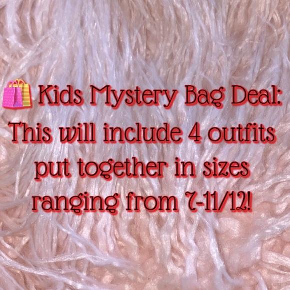 Kids Clothing Bags